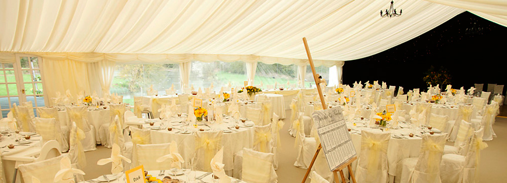 Catering equipment hire Bedfordshire wedding
