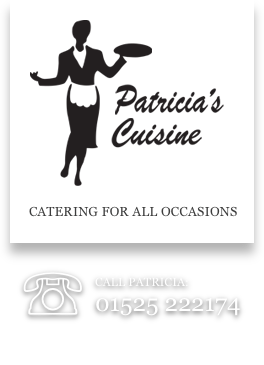Patricia's Cuisine Bedfordshire Caterer